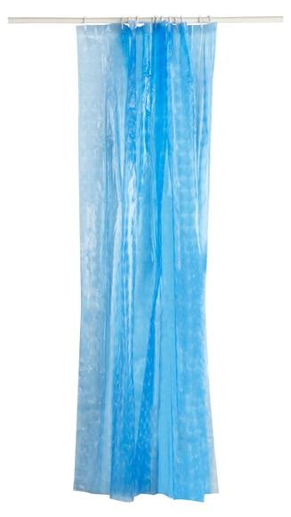 Cortina de ba o frost azul ref 16623803 leroy merlin - Cortinas bano leroy merlin ...