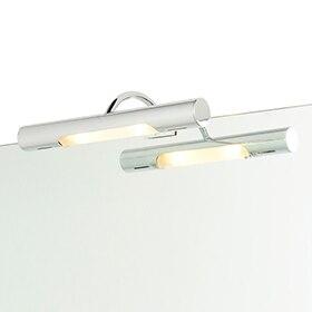 Iluminaci 243 N Para Espejos De Ba 241 O Leroy Merlin