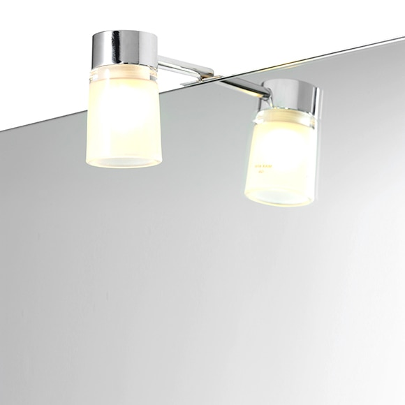 Imagenes de lamparas para ba o for Lamparas led para banos
