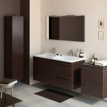 Mueble de ba o para ba o estrecho decorar tu casa es - Muebles para banos precios ...