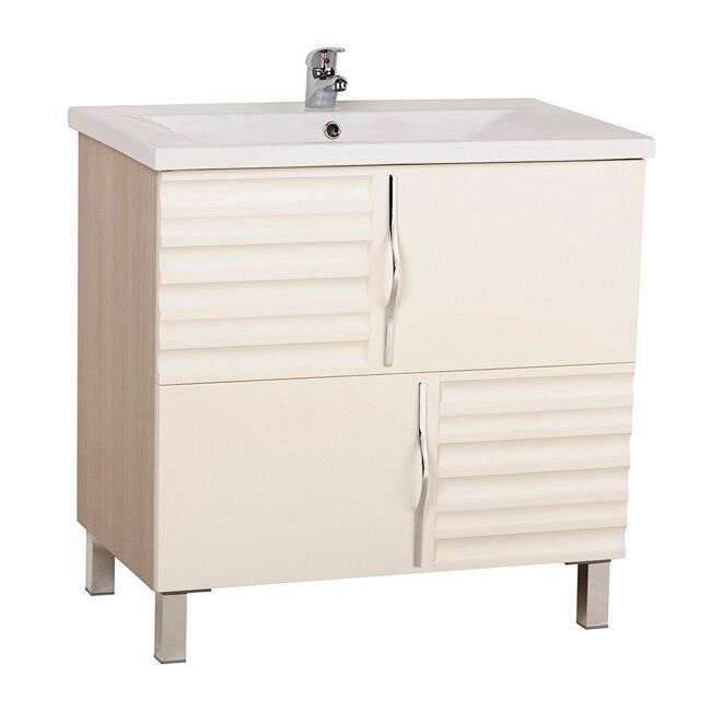 Imagenes De Baño De Luna:Mueble de baño LUNA Ref 17333456 – Leroy Merlin