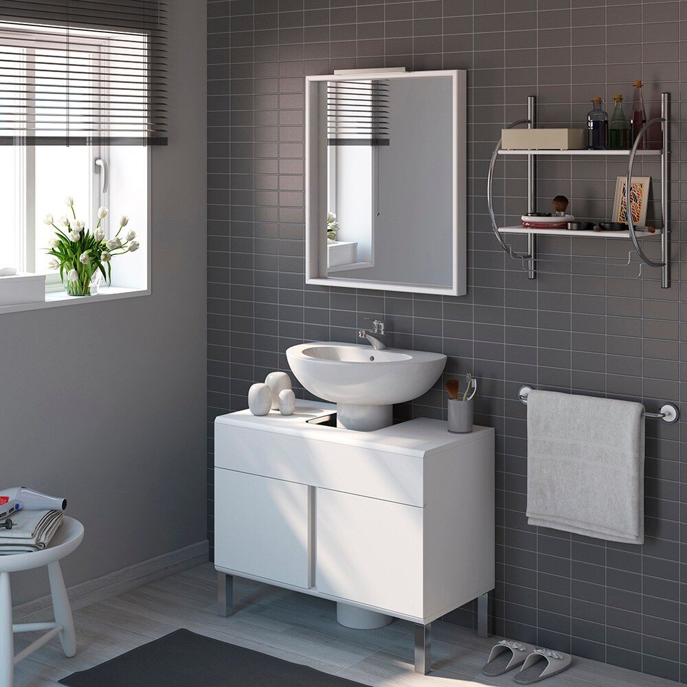 301100 new mobel new mobel ref 301100 new1z1mobel leroy - Mueble lavabo pedestal ...