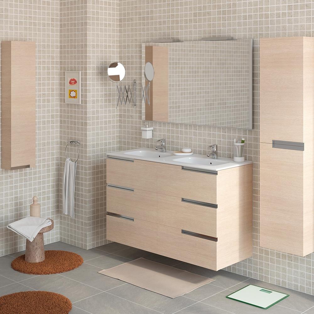 Conjunto de mueble de ba o victoria n family ref 16708860 for Conjunto muebles de bano