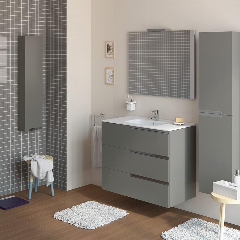 Muebles De Baño Vitoria:Conjunto de mueble de baño VICTORIA N FAMILY Ref 16709056 – Leroy