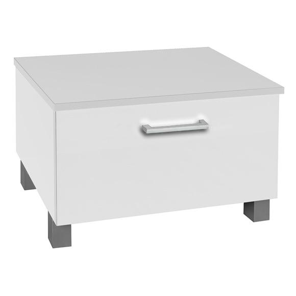 Mueble auxiliar de ba o serie fox coqueta ref 16467164 - Muebles auxiliares leroy merlin ...