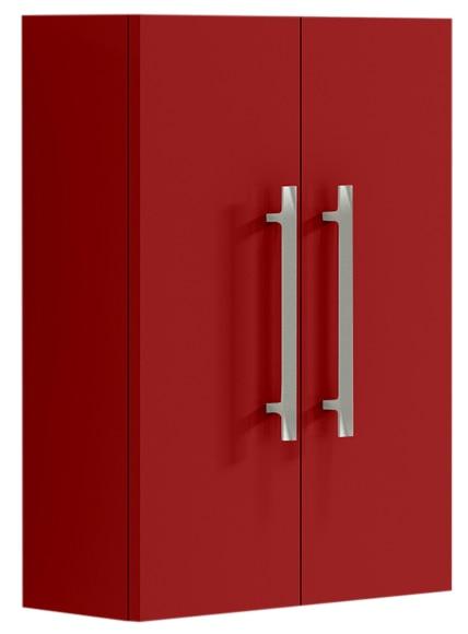 Muebles De Baño Rojos:Mueble auxiliar de baño EVOLUTION ROJO