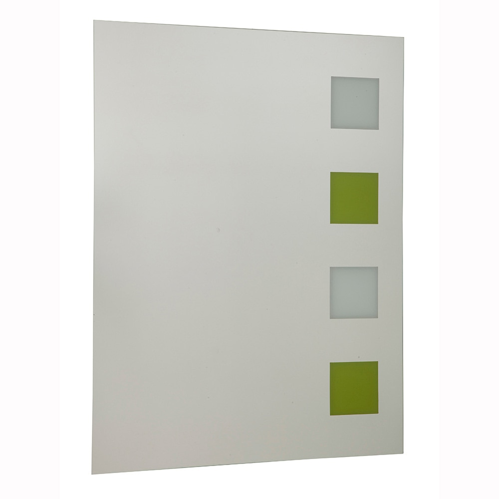 Muebles Baño Verde Pistacho:Espejo para mueble de baño SERIE DALIA Ref 16757993 – Leroy Merlin