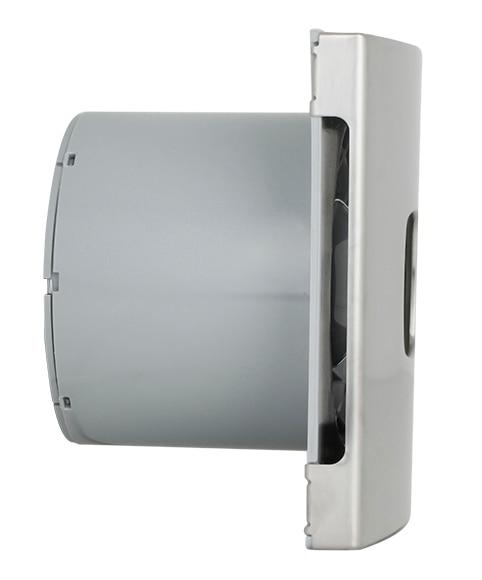 Extractor de baño Equation Silentis 100 Inox Ref. 14171864 ...