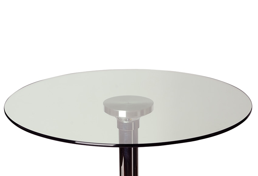 Tapa para mesa mesa tablero cristal transparente ref - Mesa camilla redonda leroy merlin ...