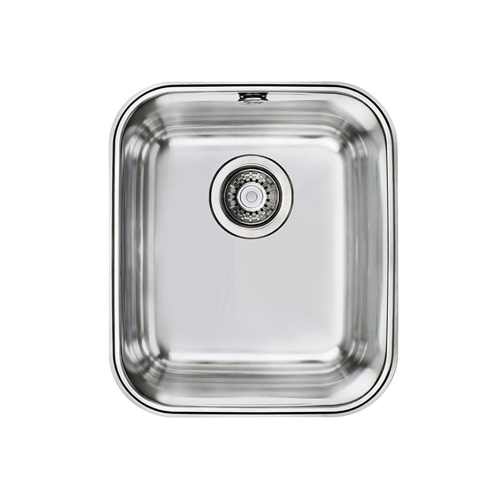 Fregadero teka brillo ref 17124254 leroy merlin for Muebles de cocina 45 cm