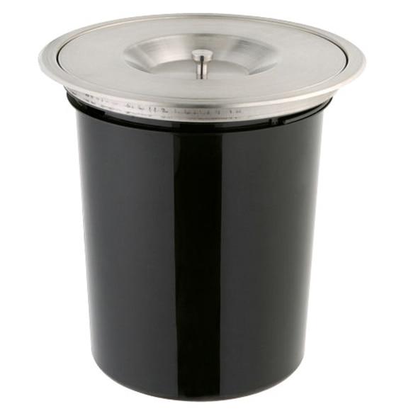 Cubo para interior 7 litros ref 13701646 leroy merlin - Embellecedor encimera leroy merlin ...
