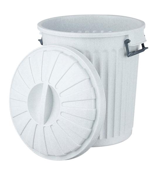 Cubo herm tico 23 litros ref 16315593 leroy merlin for Cubos de basura leroy merlin
