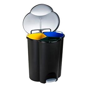 Cubos de basura leroy merlin - Cubos para reciclar ...
