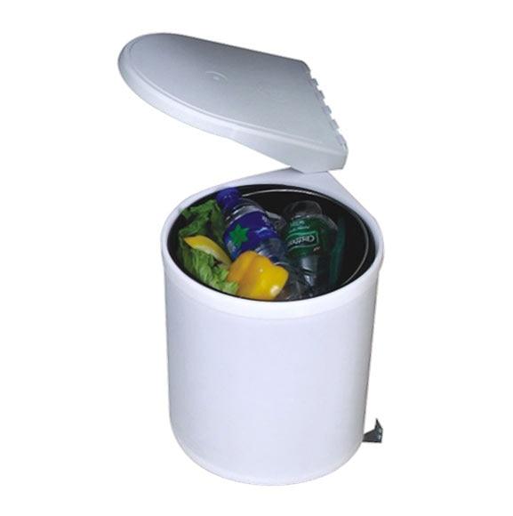 Cubo para interior 12 litros ref 17807881 leroy merlin for Cubo basura leroy merlin