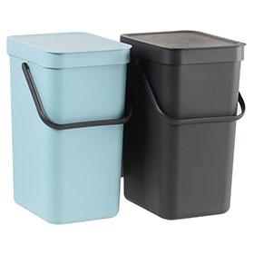 Cubos de basura leroy merlin - Botes almacenaje cocina ...
