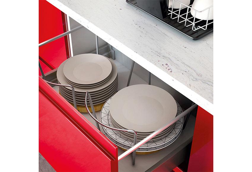 Soporte para platos 19x27 5 35 5x18 ref 17620190 leroy for Soporte platos cocina