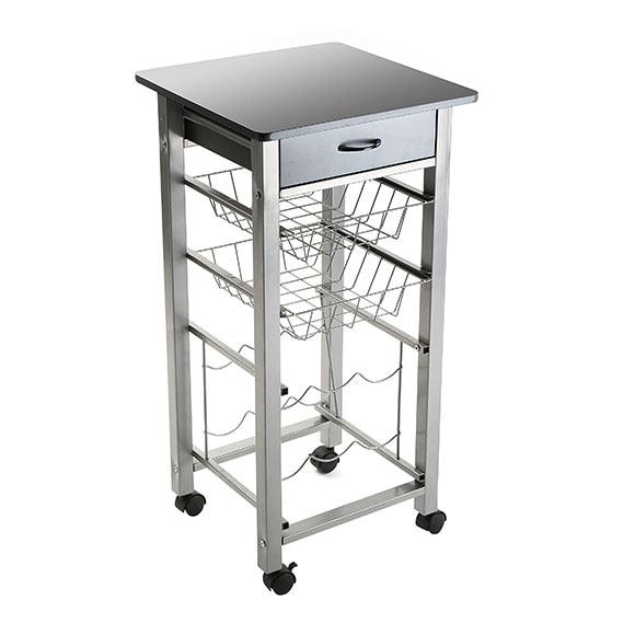 Mesa de cocina leroy merlin good mesa y sillas cocina - Carritos de cocina carrefour ...