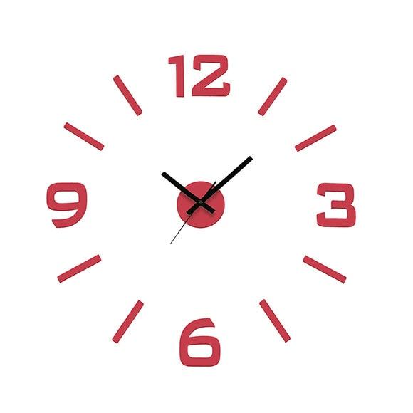 reloj de pared quo ref 16554412 leroy merlin
