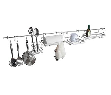 Kit de barra para colgar y accesorios