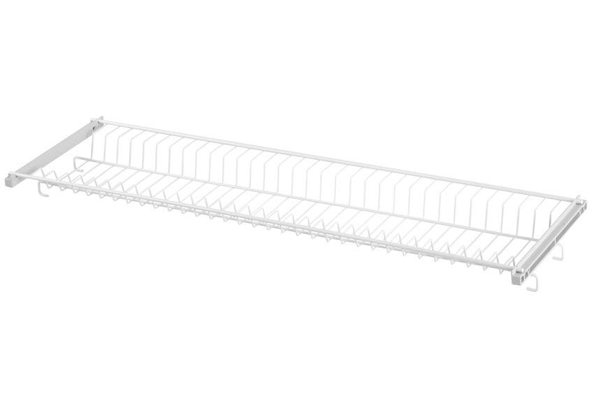 Escurreplatos vasos bandeja blanco 90cm ref 13550061 - Escurreplatos plastico ...