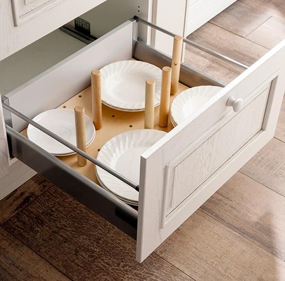 Organizador de platos cacerolero 35 platero mb60 ref for Mueble platero