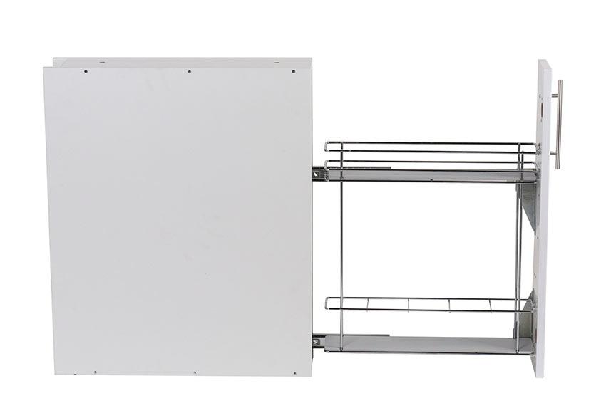 Accesorio extra ble con freno para mueble de 15 cm cr for Accesorio extraible mueble cocina