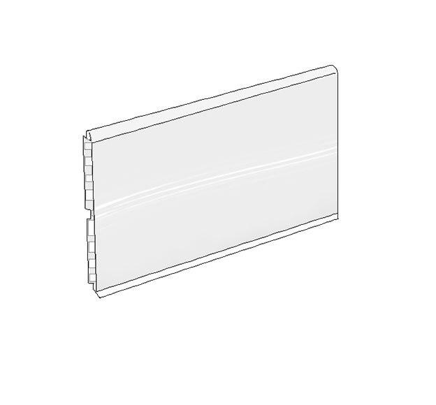Z calo para mueble aluminio 4m plata ref 17928806 - Zocalo cocina aluminio leroy merlin ...