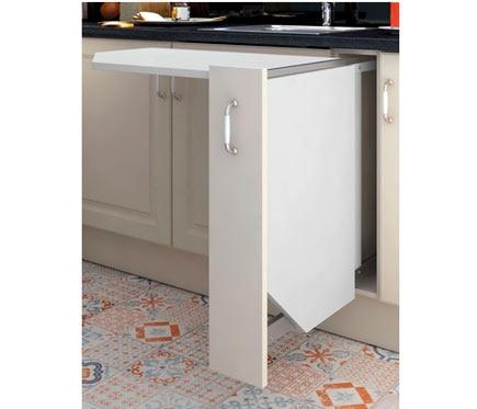 Accesorio extra ble mesa 15 cm mesa 120 m mb 15 ref 17928890 leroy merlin - Mesa extraible cocina ...