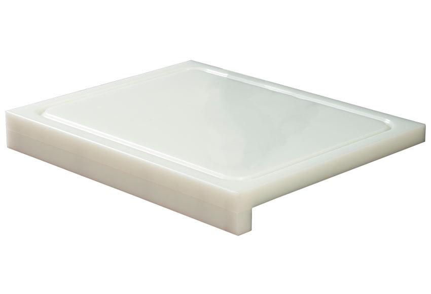 Tabla de cortar polietileno blanca ref 19516210 leroy - Tabla planchar leroy merlin ...