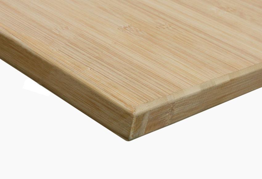 Encimera de madera bamboo maciza ref 18905033 leroy merlin - Encimeras de madera maciza ...