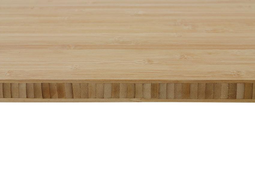 Encimera de madera bamboo maciza ref 18905033 leroy merlin - Encimera madera maciza ...