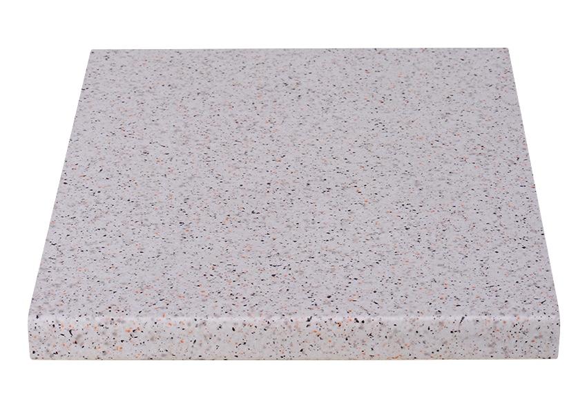 Encimera laminada blanco granito ref 17550302 leroy merlin - Encimeras en leroy merlin ...