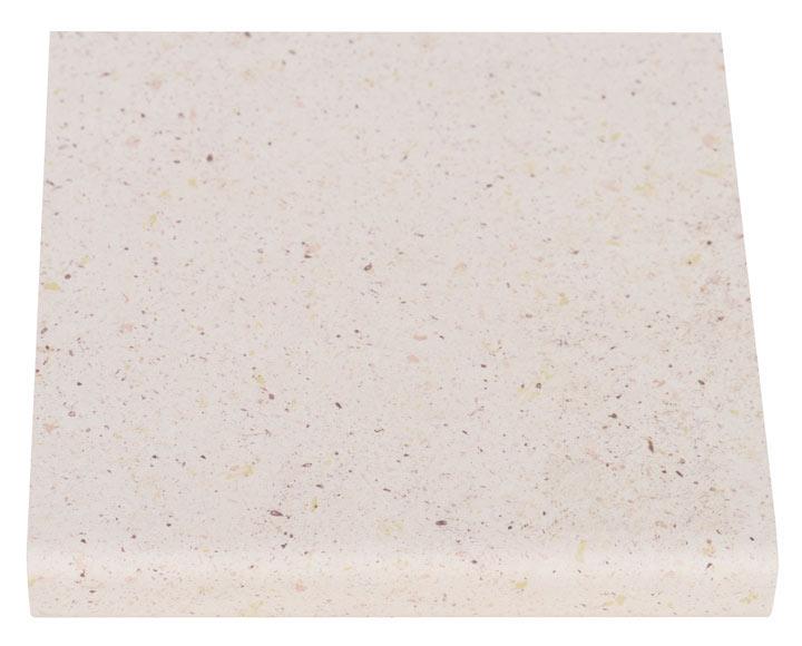 Encimera laminada claro granito ref 17550393 leroy merlin - Embellecedor encimera leroy merlin ...