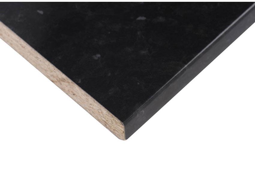 Encimera laminada granito labrador pp 5568 ref 19678365 for Encimeras granito leroy merlin