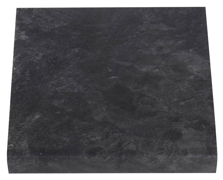 Encimera laminada negro pizarra ref 17550386 leroy merlin - Pizarra magnetica leroy merlin ...