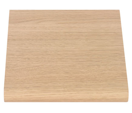 Encimera laminada roble ambers ref 17521252 leroy merlin - Encimeras de madera maciza ...