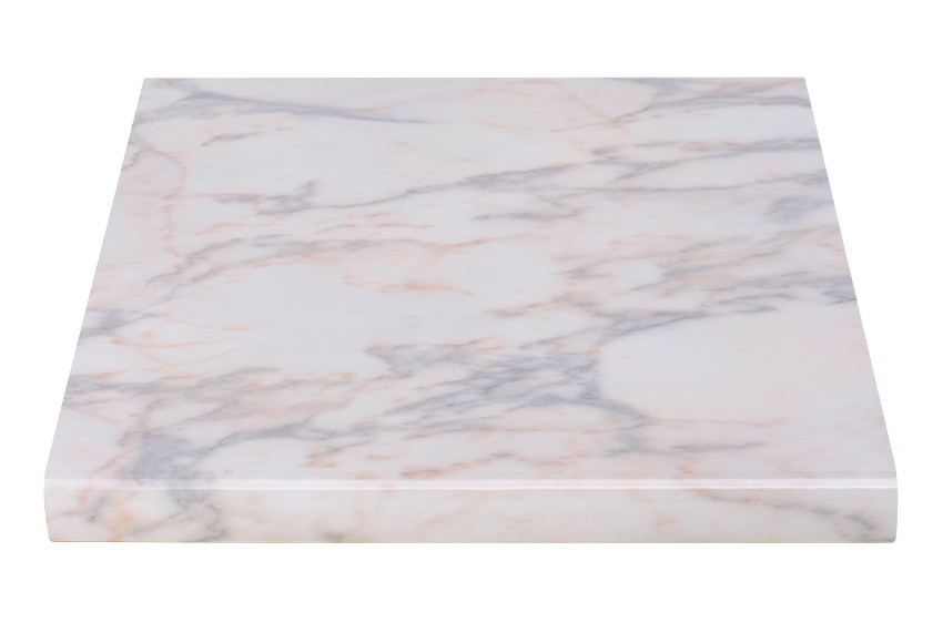 Encimera blanco marmol ref 17544751 leroy merlin - Masilla para marmol leroy merlin ...