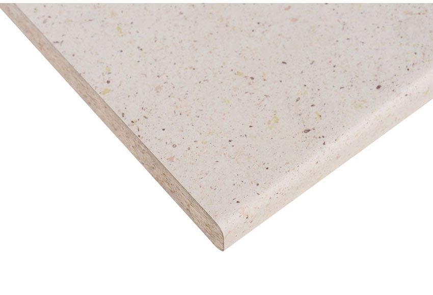 Encimera claro granito ref 17548811 leroy merlin - Embellecedor encimera leroy merlin ...