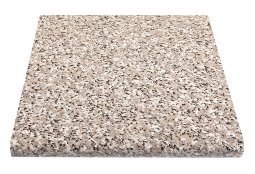 Encimera granito gris ref 14963746 leroy merlin for Encimera granito gris