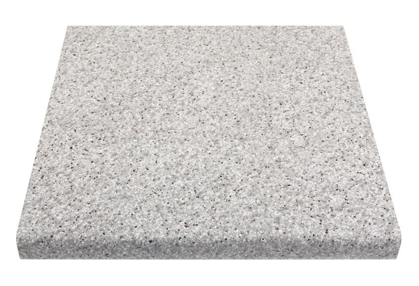 Granito gris 1908 mate for Encimeras granito leroy merlin