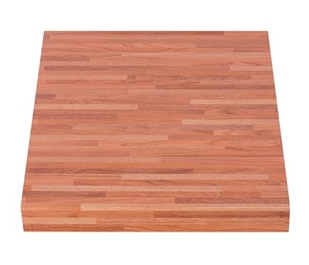Encimera madera entablillada ref 17550883 leroy merlin - Tablero de madera maciza ...