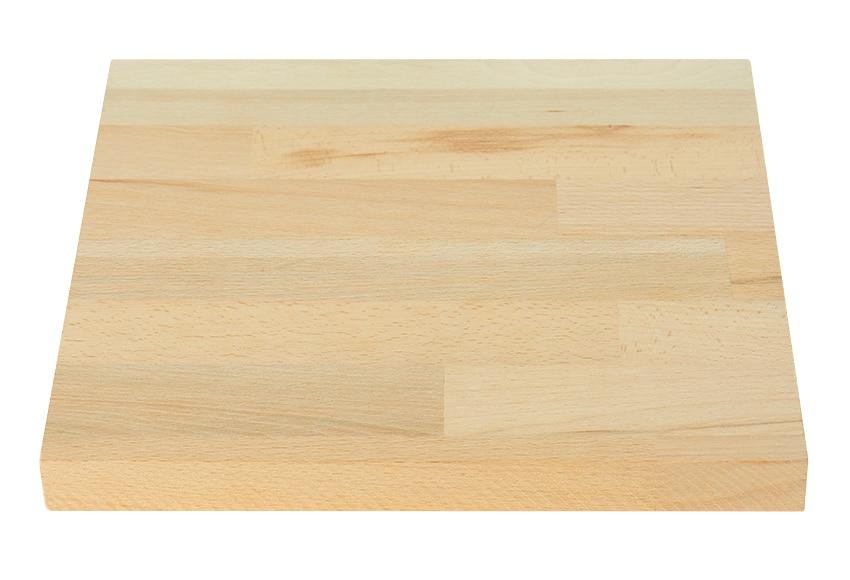 Encimera madera maciza haya ref 17454052 leroy merlin - Encimeras de madera maciza ...