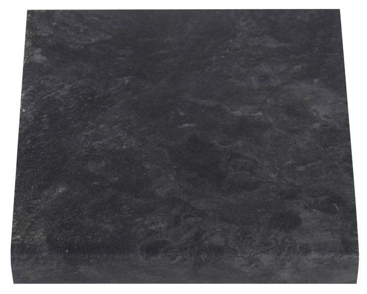 Encimera negro pizarra ref 17548503 leroy merlin - Encimera de pizarra ...