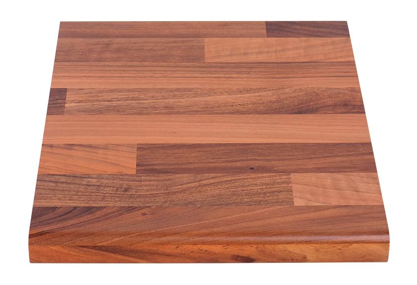 Encimera nogal alistonado ref 17550932 leroy merlin - Tablon madera leroy merlin ...