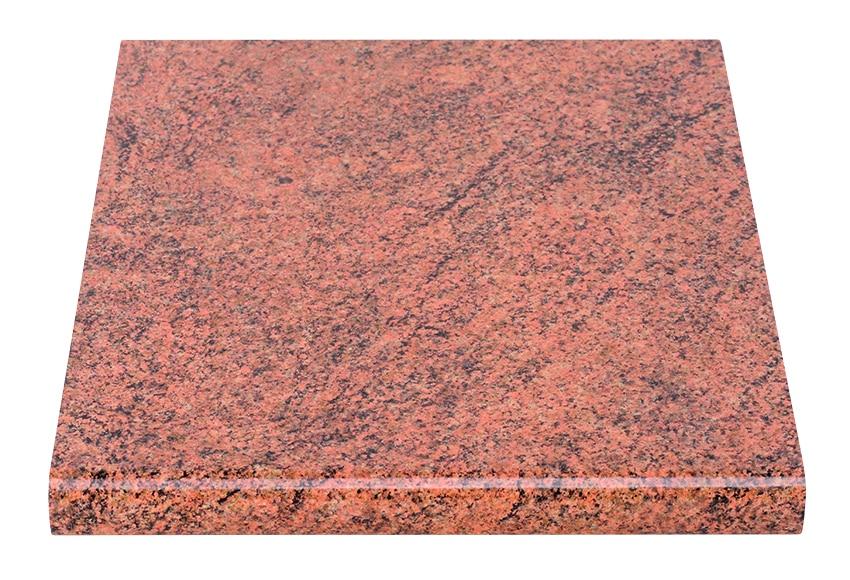Encimera salmon granito ref 17548944 leroy merlin for Encimeras granito leroy merlin