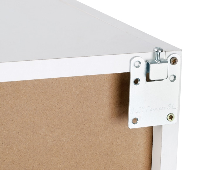 Alto basic 70 x 40 basic blanco basic cocina blanco ref for Mueble 70 x 40