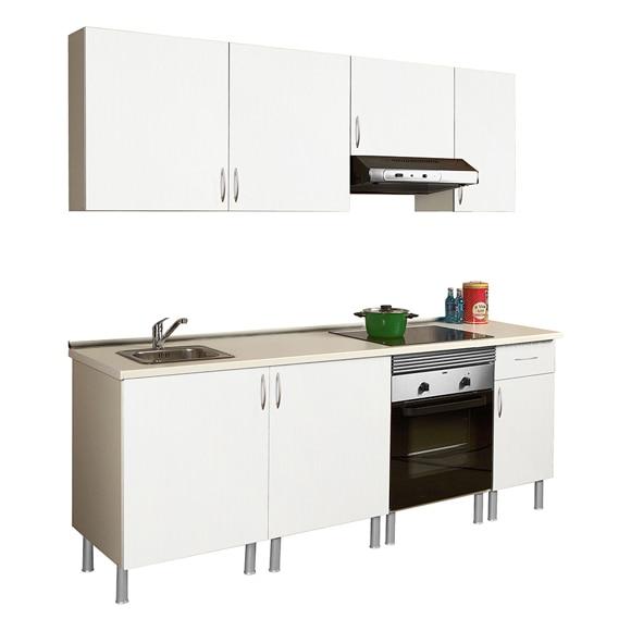 basic cocina blanco