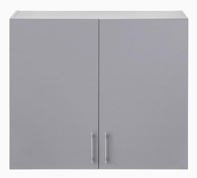 Alto basic 70 x 80 basic gris basic cocina gris ref for Cocina basic leroy merlin