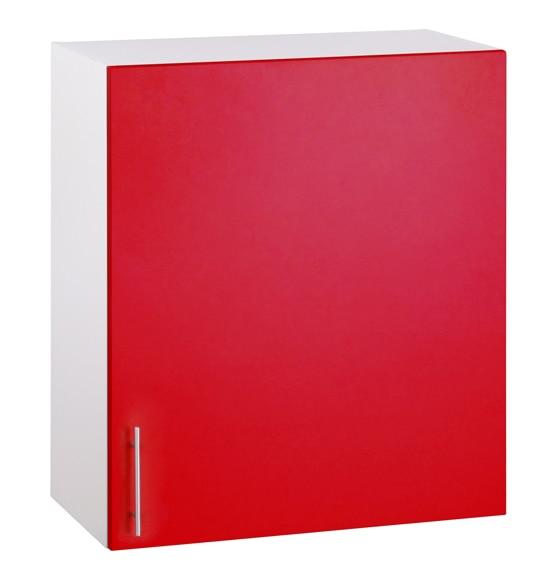 Alto basic 70 x 60 basic rojo basic cocina rojo ref for Cocina basic leroy merlin