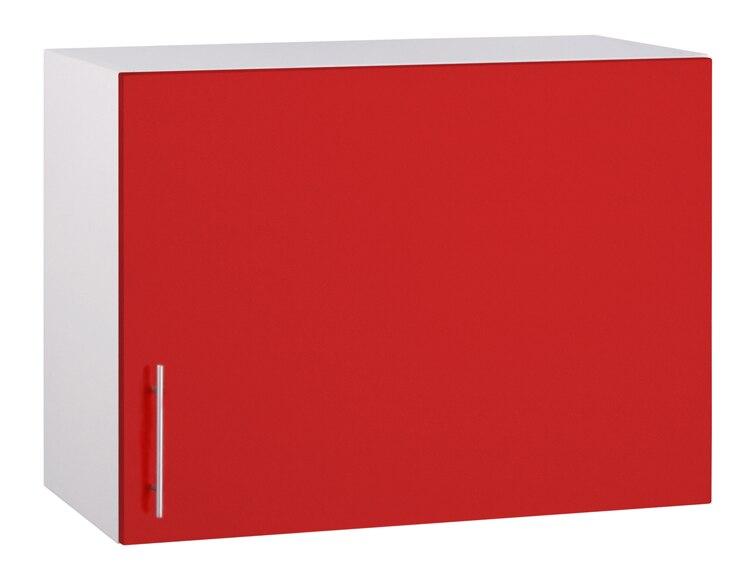 Sobrecampana basic 45 x 60 rojo basic cocina rojo ref for Cocina basic leroy merlin